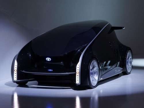 5 of the best Tokyo Motor Show concept cars – Toyota Fun-Vii