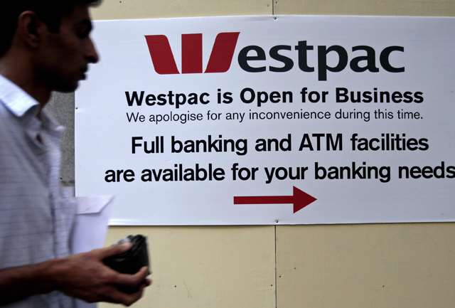 westpac banking online: