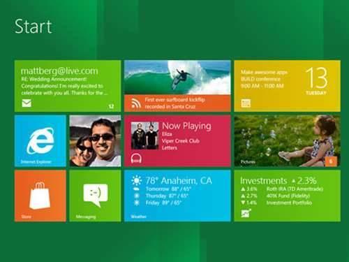 Windows store public preview