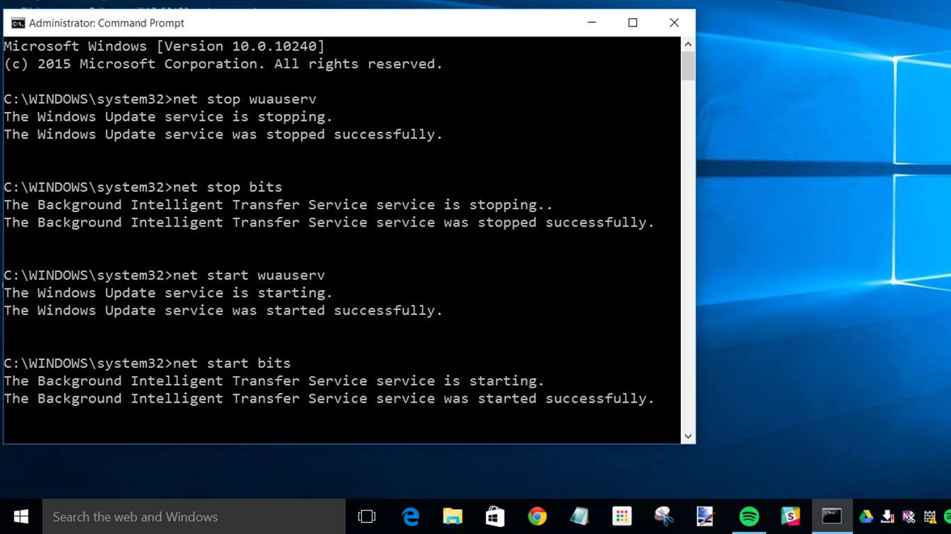 How To Fix Windows Update If It Gets Stuck Pc Tech Authority