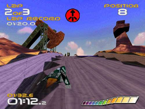 wipeout best playstation games ever