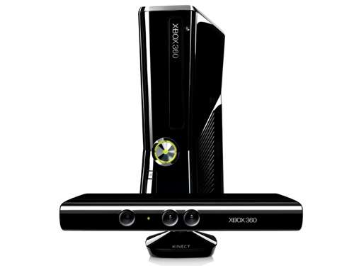 xbox 360 update kinect