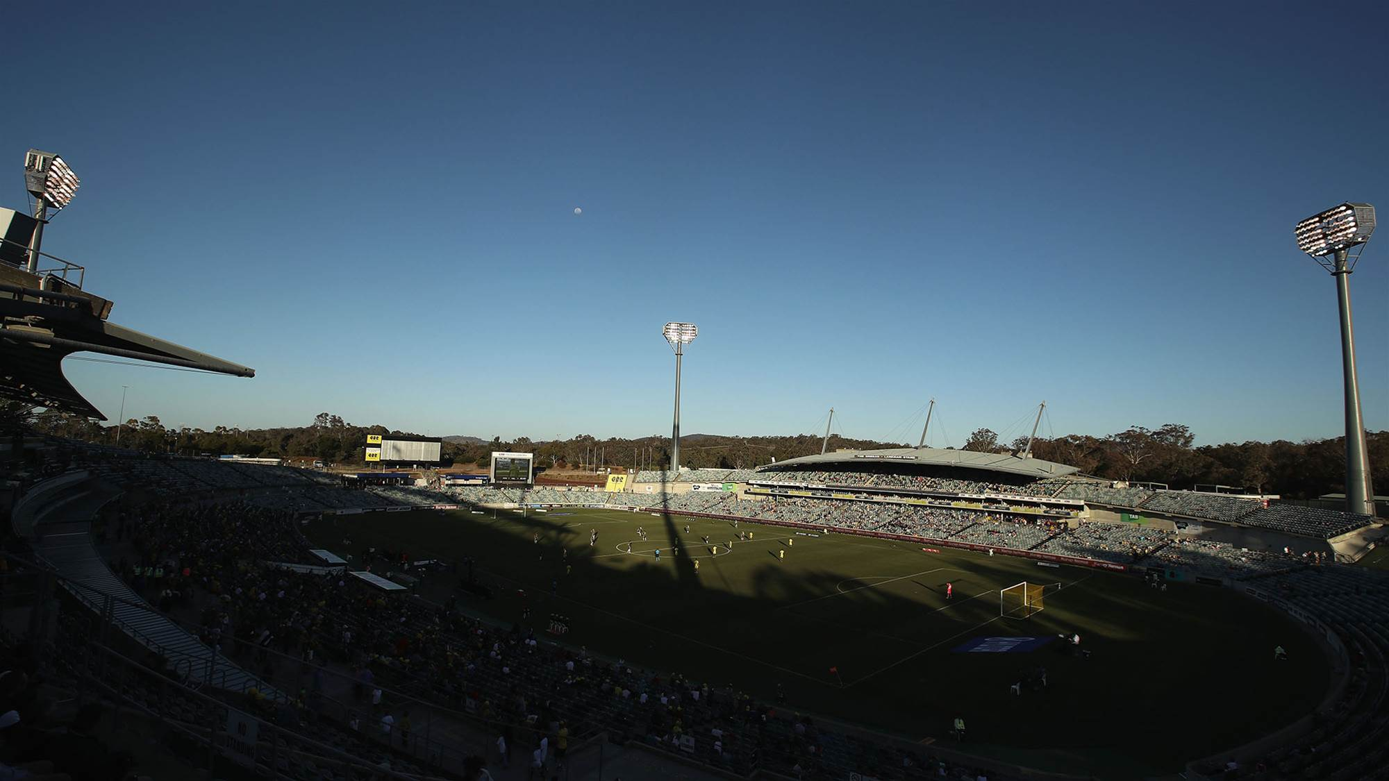 Top 5 reasons why Canberra is better for the A-League than Tasmania