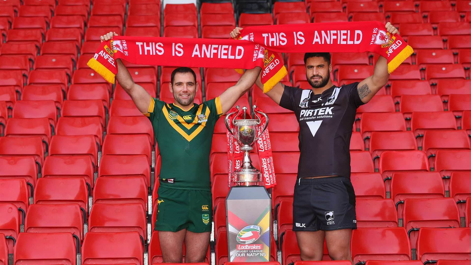 Strewth! Could Anfield Four Nations Final be a sell-out?