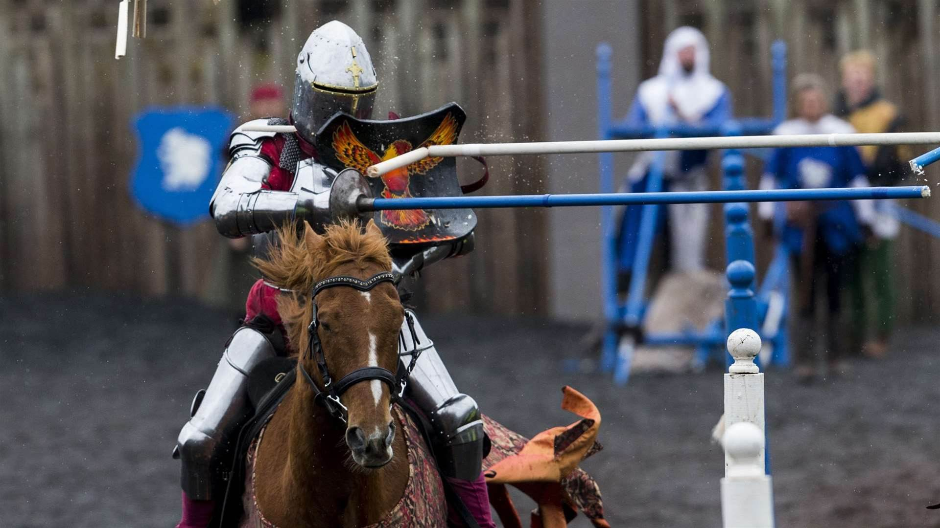 Jousting set to take over rugby league