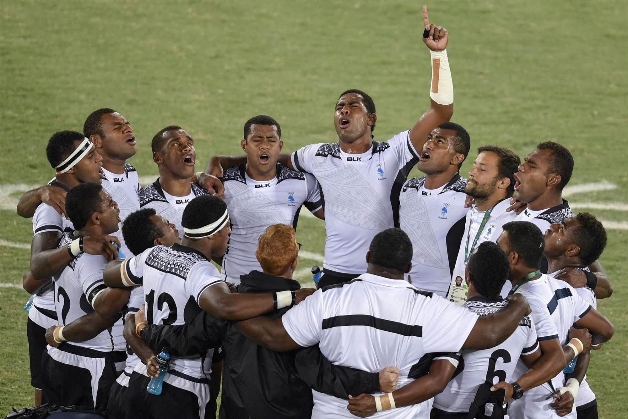 Fiji and rugby sevens light up Rio games