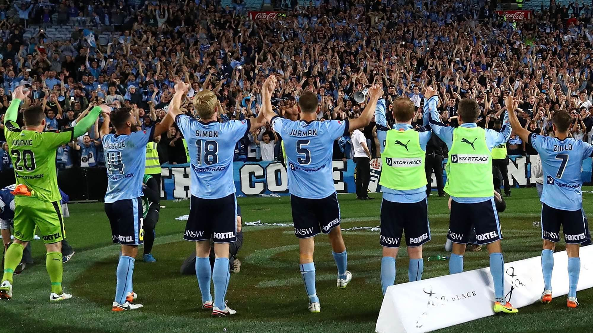 Huge crowds support A-League expansion