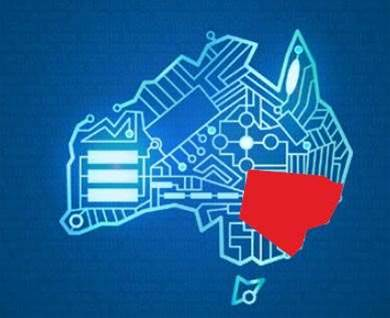 Is NSW the most IT-advanced state government?