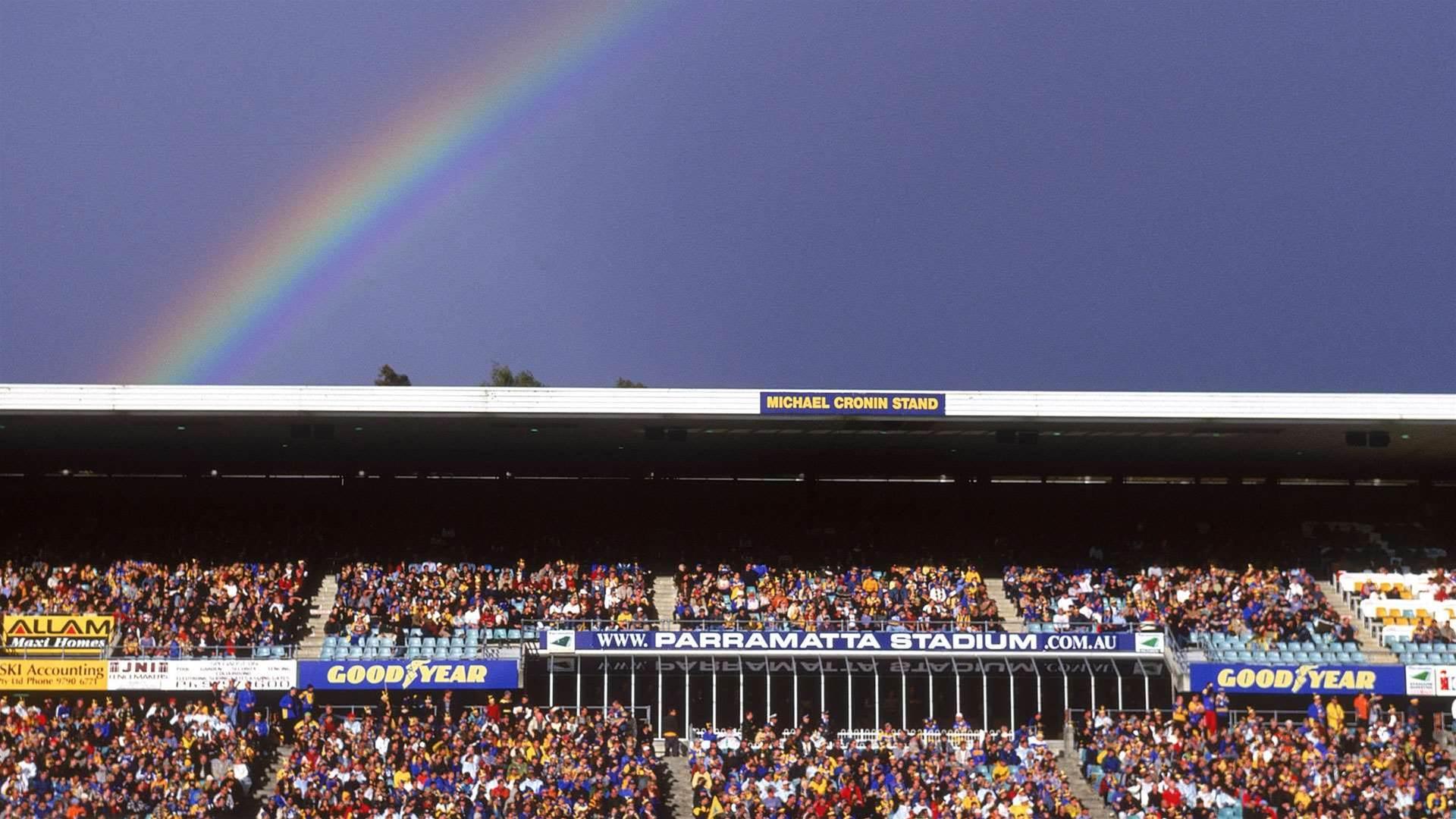 Memories of Parramatta Stadium