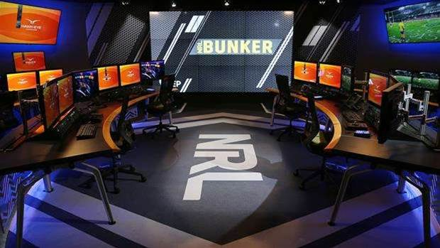 Shhh! Don't Mention The Bunker!