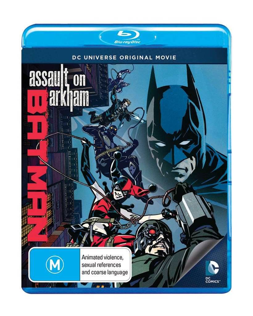 Win! Batman: Assault on Arkham