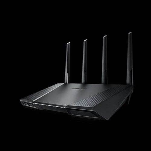 WIN! An ASUS RT-AC87U Wi-Fi router!