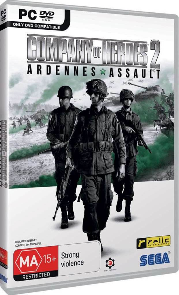 WIN! Company of Heroes 2: Ardennes Assault