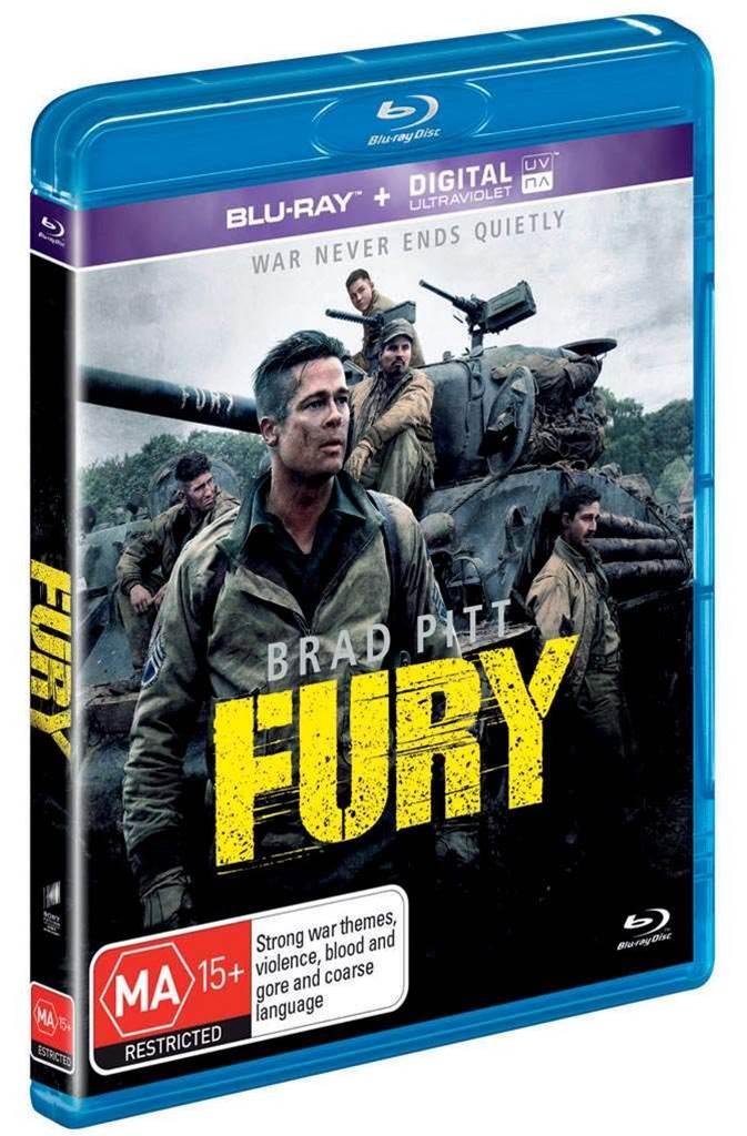 Win: Fury!