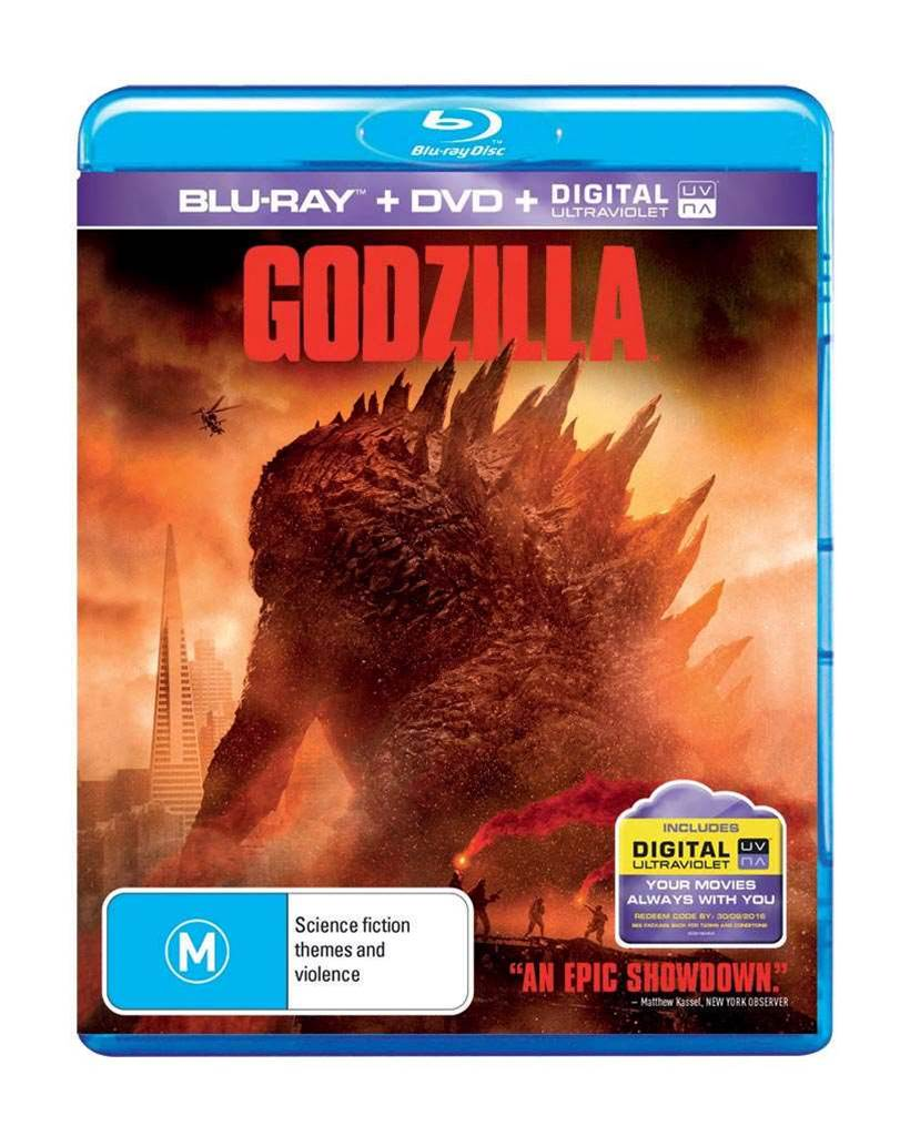Win! Godzilla Prize Packs