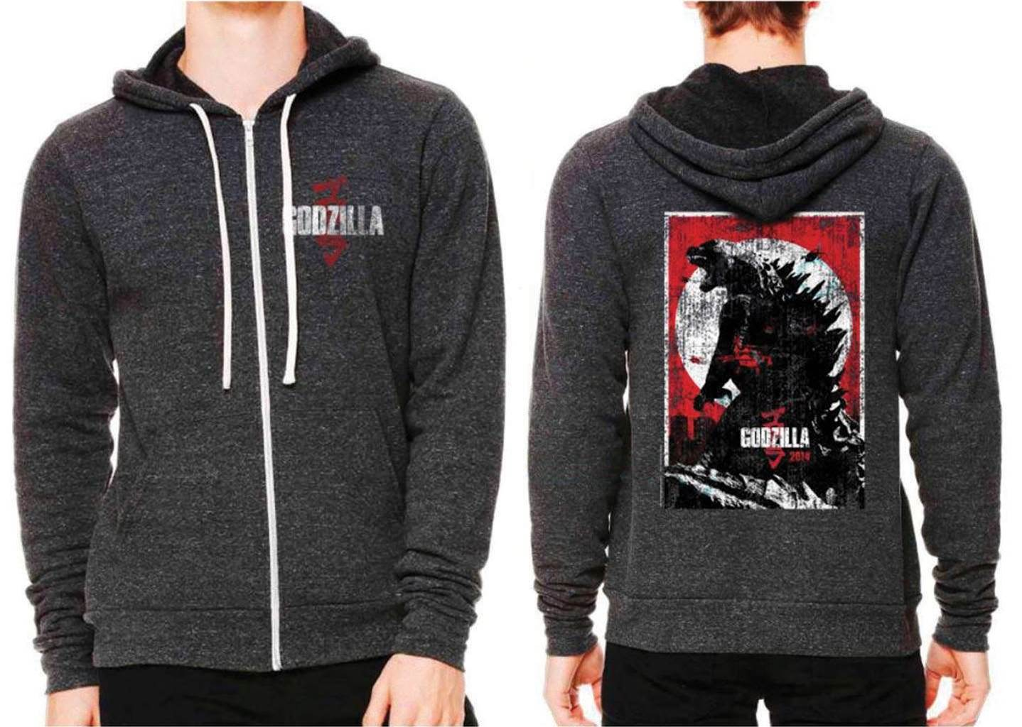 WIN! One of FIVE Godzilla prize packs