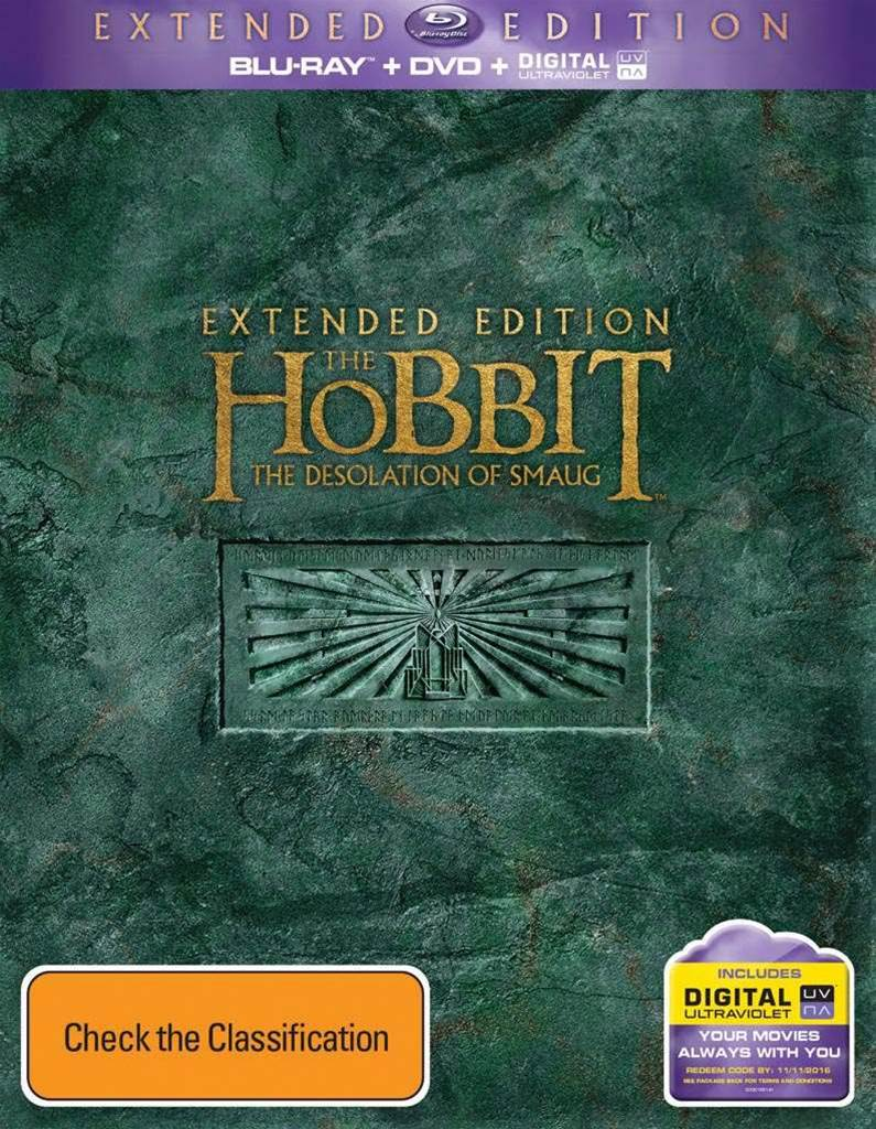Win! The Hobbit: Desolation of Smaug Extended Edition