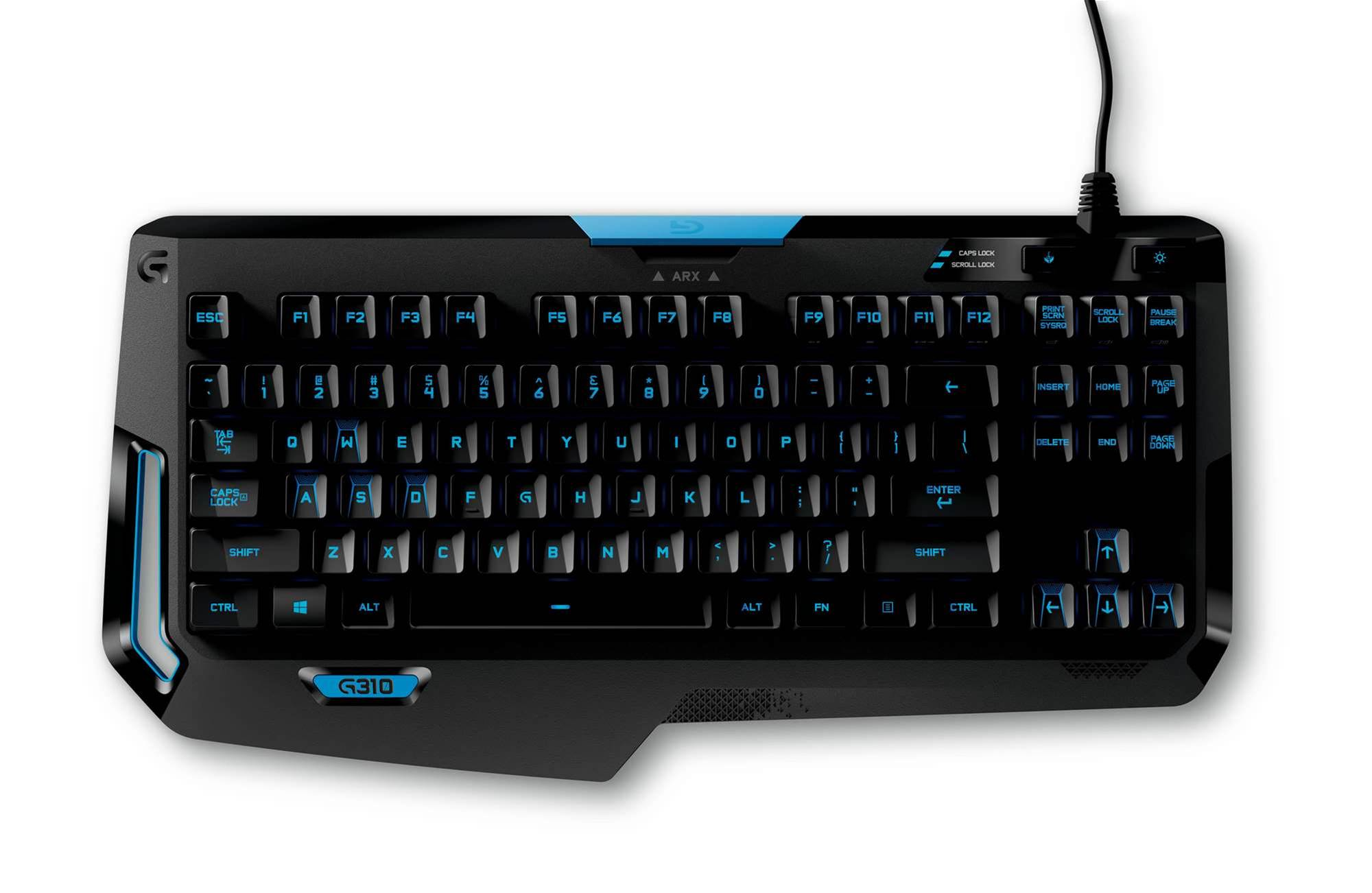 Win a Logitech G310 Atlas Dawn Keyboard