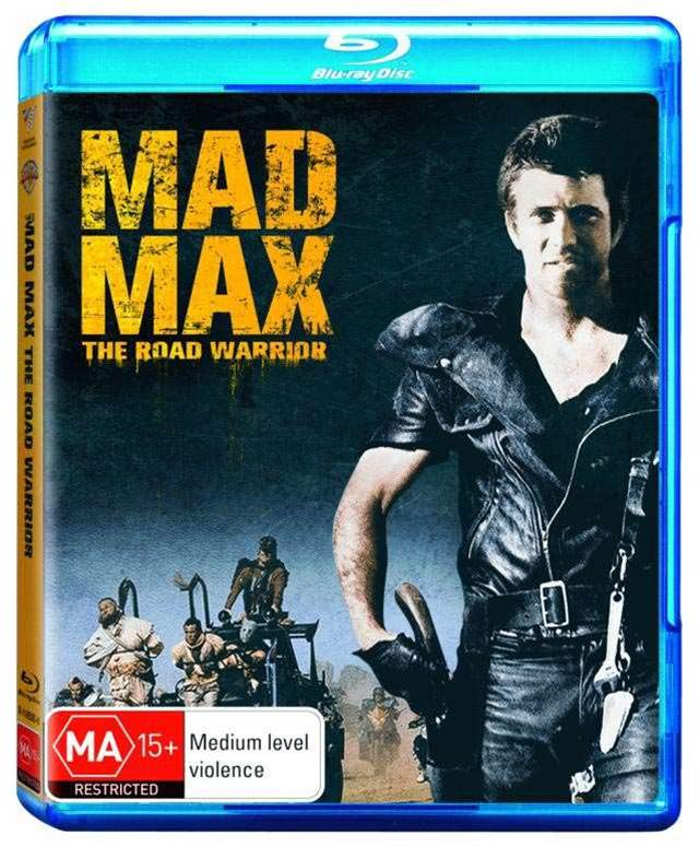 WIN! The Mad Max Trilogy!