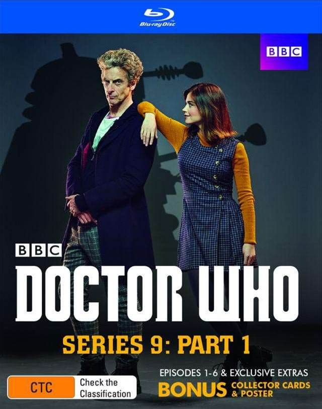 WIN!!! Doctor Who Series 9: Part 1