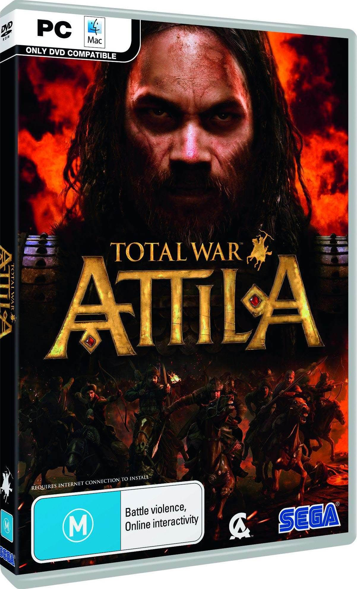WIN! Total War: Attila