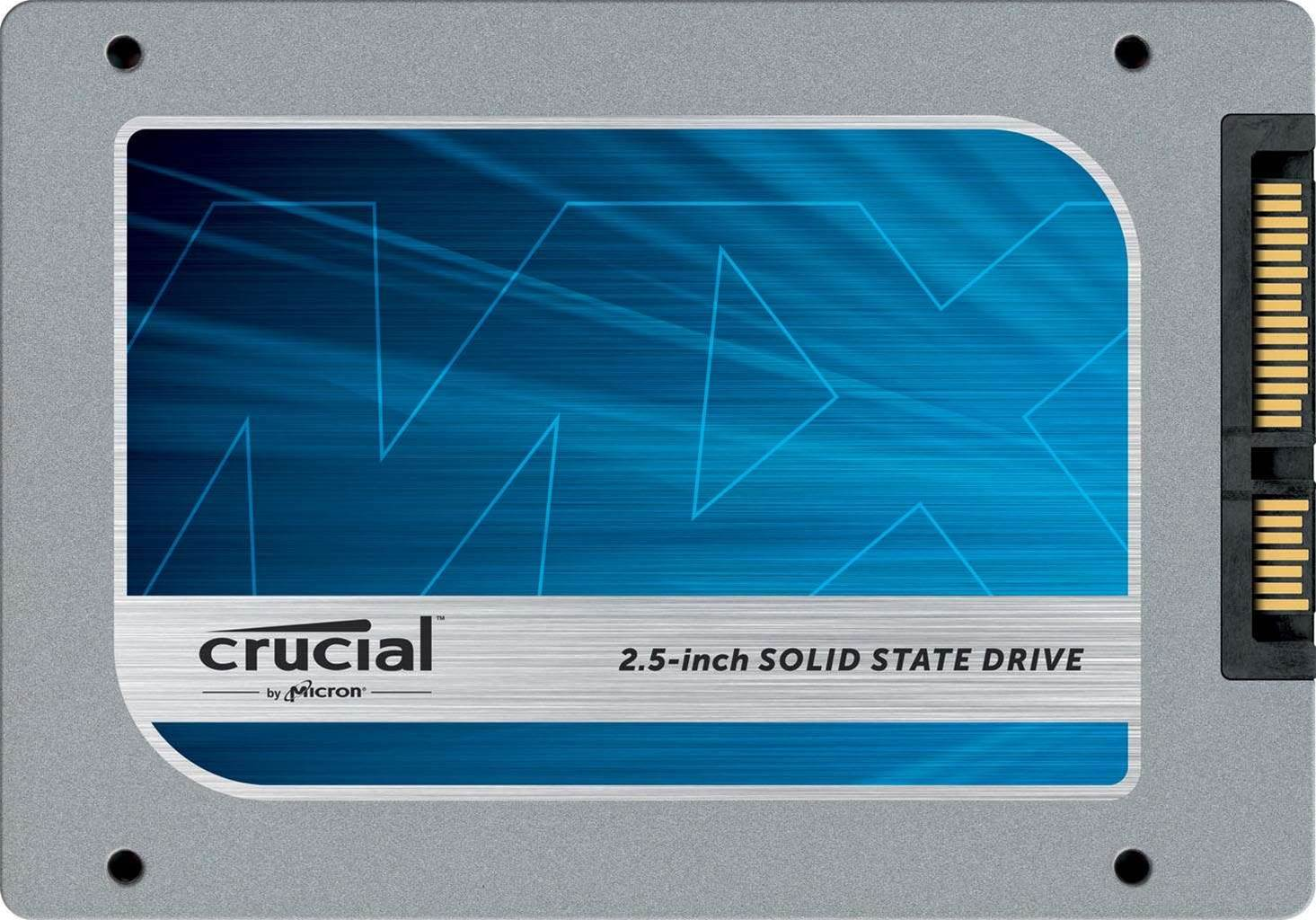 WIN! Crucial MX100 SSD 512GB
