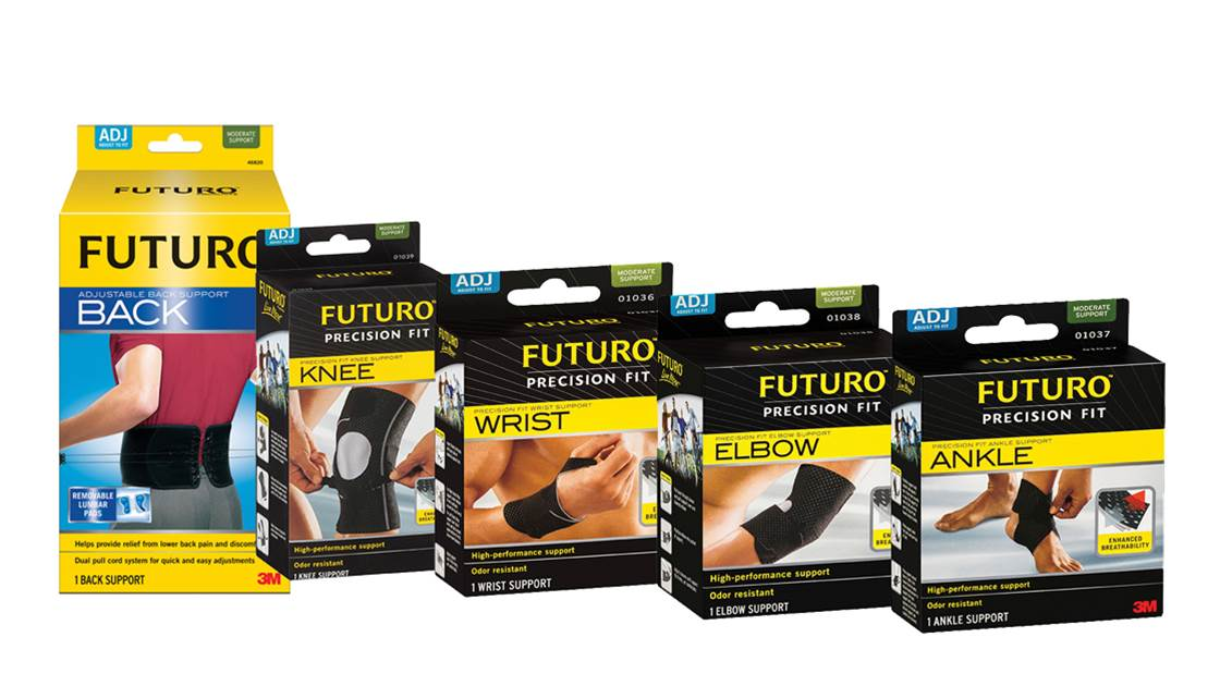 WIN a FUTURO Brand support pack worth up to $300!