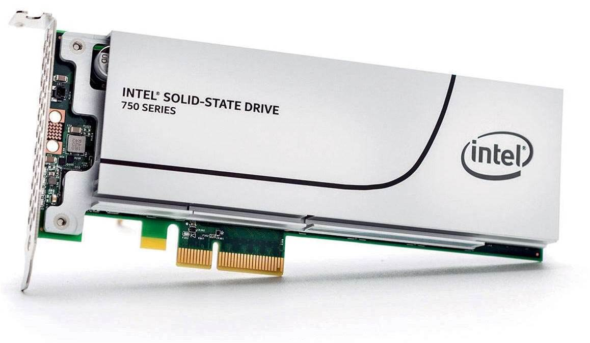 Win one of three Intel 750 1.2TB SSDs worth $1599 each!