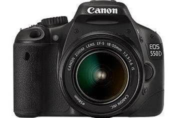 First Look: Canon EOS 550D