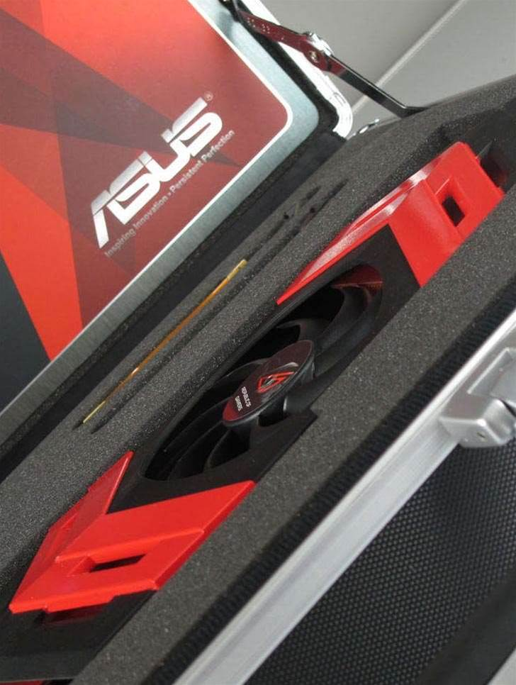 Unveiling the ASUS ARES: Now with 30% more briefcase