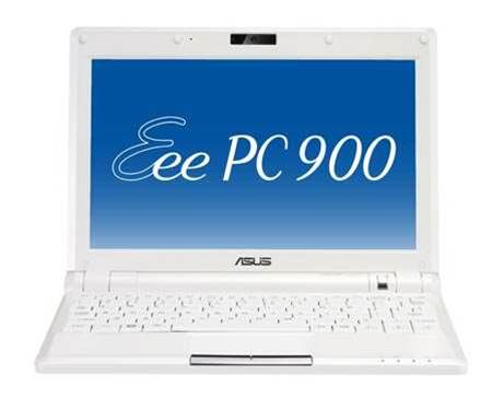 FIRST LOOK: Eee PC 900 head to head - XP vs Linux