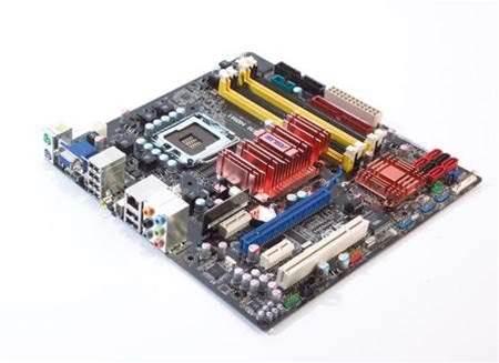 Asus P5E-VM HDMI