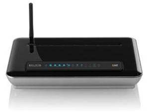 Belkin VoIP 802.11g Gateway F1PI242EGau (iinet co-branded)