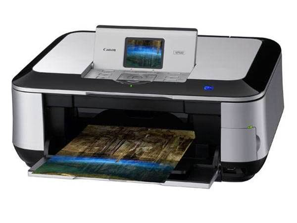 Canon's Pixma MP640 boasts picture perfect printing