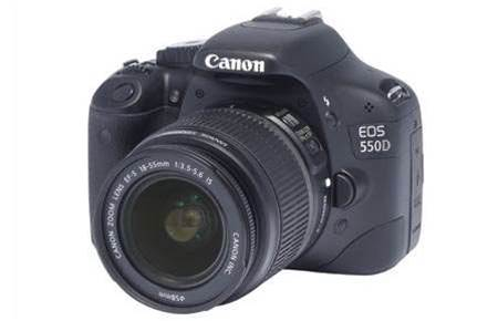 Canon EOS 550D, an affordable DSLR with stunning video quality