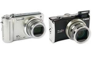 Canon PowerShot SX200 IS vs Panasonic Lumix DMC-TZ7