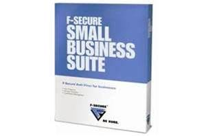F-Secure Anti-Virus Small Business Suite 8