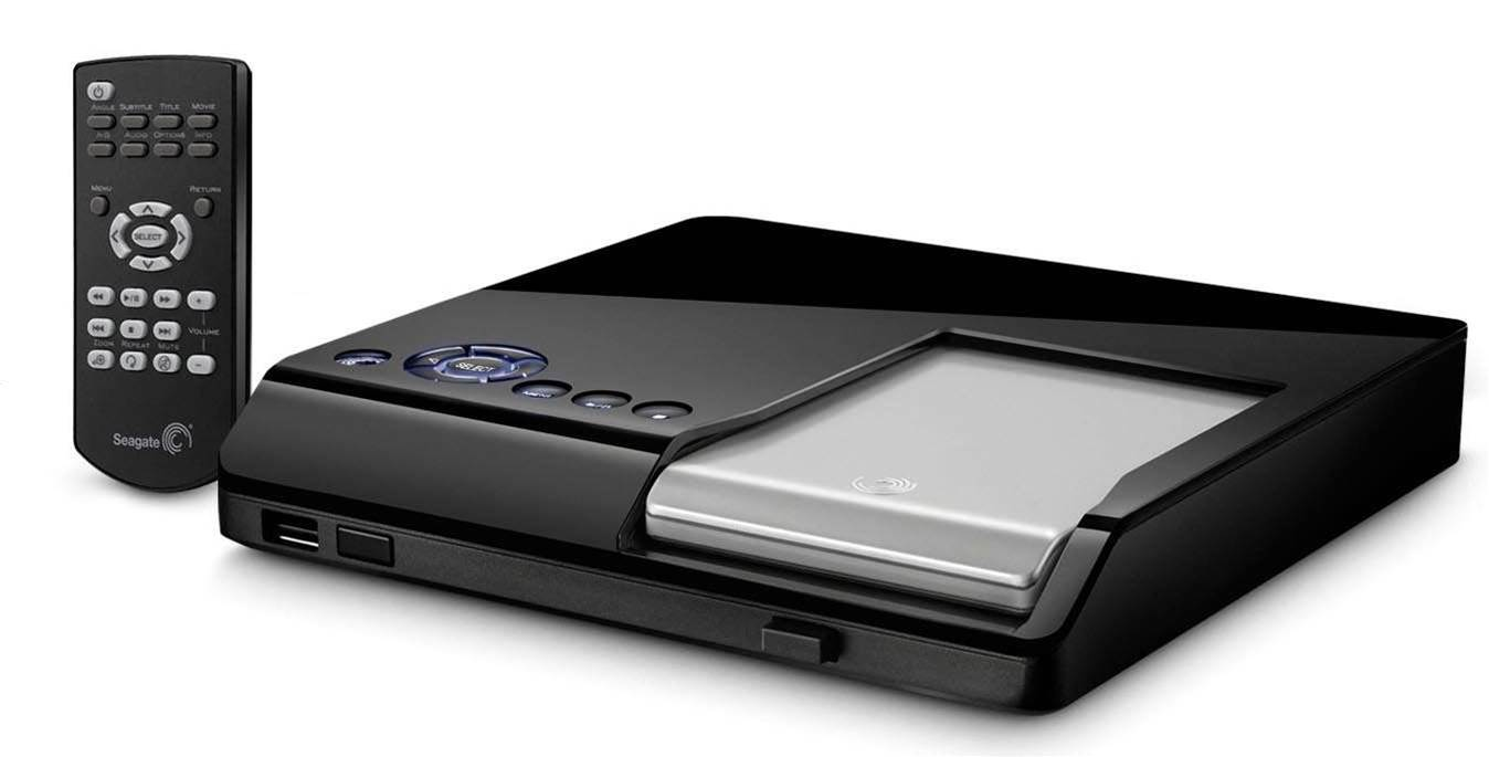 Seagate's FreeAgent Theater is let down by clunky interface and lack of file support