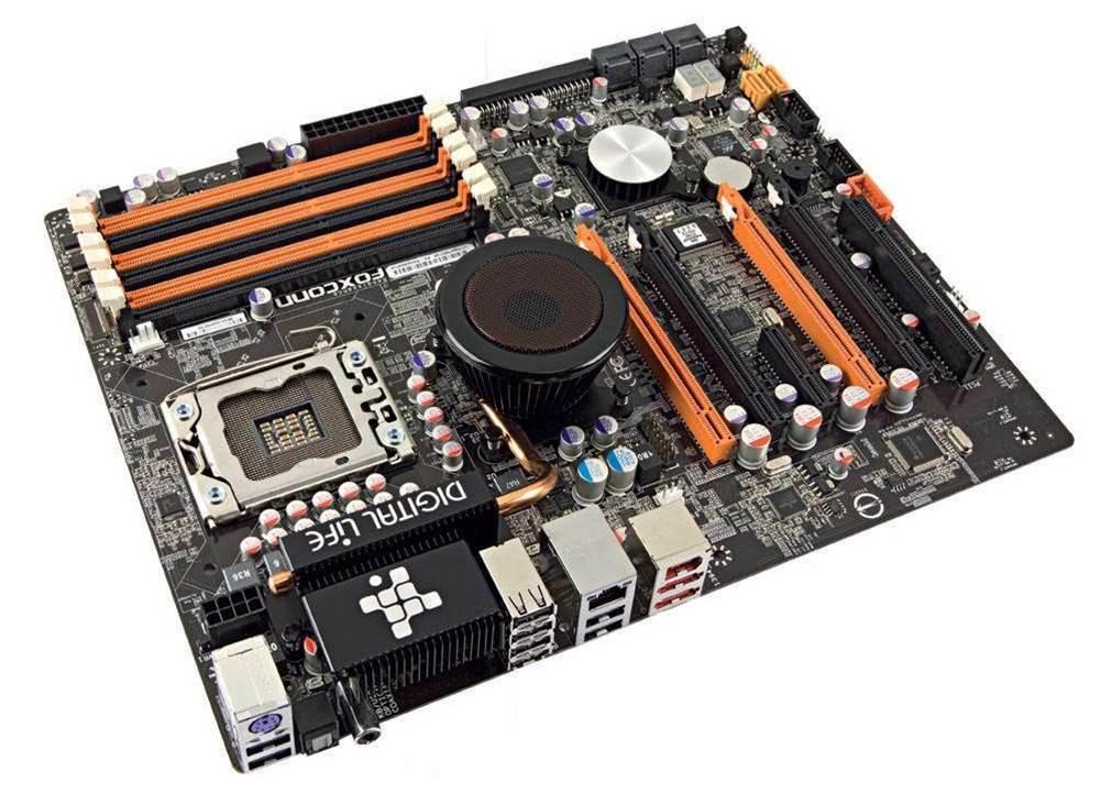 Foxconn Renaissance X58
