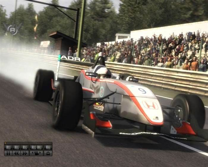Race Driver: GRID, perfect fodder for your Radeon HD 4000