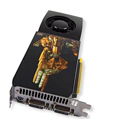 Nvidia GeForce GTX 285