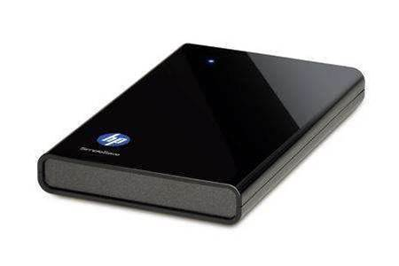 HP SimpleSave is among the easiest backup drives on the market to use