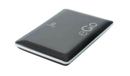 Iomega eGo Portable Hard Drive 500GB