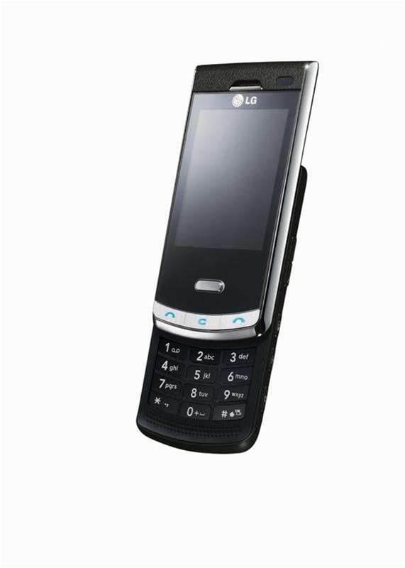 First Look: LG Secret KF750, touchscreens get classier