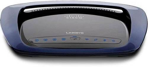 Linksys N Ultra Rangeplus Simultaneous Dual-N Band Wireless Router WRT610N