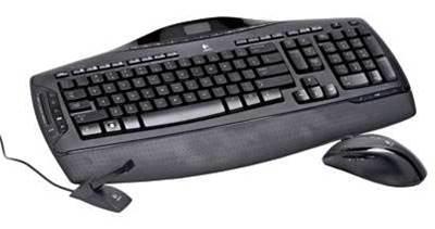 Logitech Cordless Desktop MX 3200 Laser