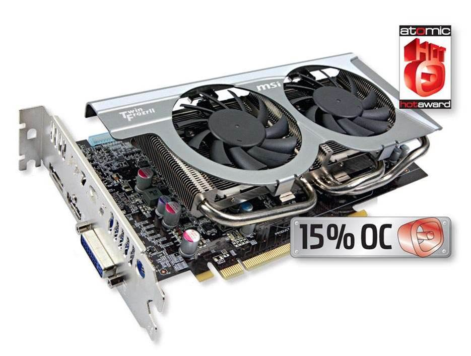 MSI's R5770 HAWK impresses, goes squawk