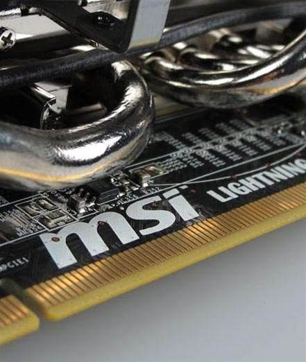 MSI 5870 Lightning and 5770 HAWK