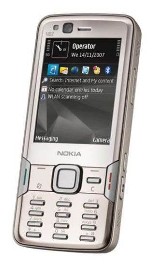 FIRST LOOK: Nokia N82, photos getting ever classier