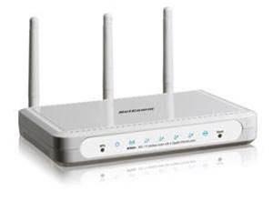 NetComm Powern+ gigabit Wireless Router NP802n